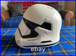 11 Anovos Star Wars TFA First Order STORMTROOPER Standard ABS Helmet