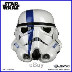 2017 Star Wars Celebration Anovos Stormtrooper Commander Helmet Accessory Sealed