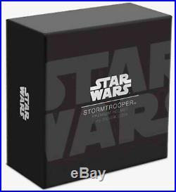 2020 Niue S$2 Star Wars Stormtrooper Helmet First Release NGC MS70 Box COA OGP