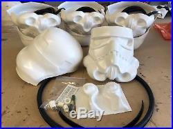 2mm Standard ABS stormtrooper helmet kit