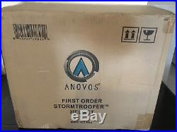 ANOVOS Force Awakens First Order Stormtrooper Helmet, Standard Line (New)