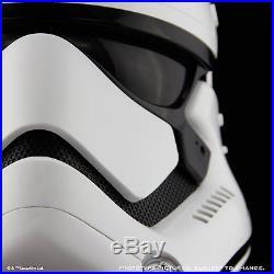 ANOVOS STAR WARS First Order Stormtrooper Standard Helmet Prop NEW IN STOCK