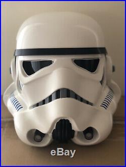 ANOVOS STAR WARS Imperial Stormtrooper Helmet Accessory