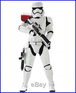 ANOVOS STAR WARS Prop First Order Stormtrooper Prop Replica Helmet New Boxed