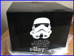 Anovos Star Wars Stormtrooper Helmet 11 Scale Replica