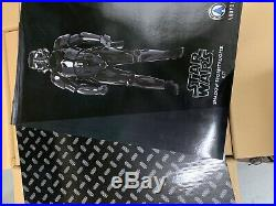ANOVOS Star Wars Classic Shadow STORMTROOPER ABS Armor Kit With Helmet NEW