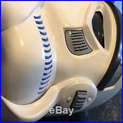 ANOVOS Star Wars EP IV A New Hope Imperial Stormtrooper Helmet Rare