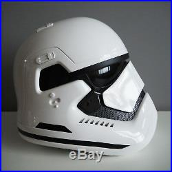 ANOVOS Star Wars First Order Stormtrooper Helmet (Complete with box)