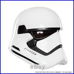 ANOVOS Star Wars The Force Awakens First Order Stormtrooper Prop Replica Helmet