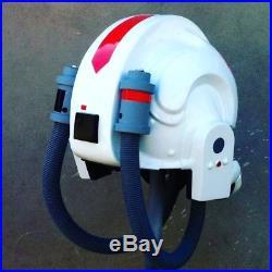 AT AT Driver Helmet Star Wars Stormtrooper FanArt Custom Prop Master replica