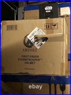 Anavos First Order Storm Trooper Helmet