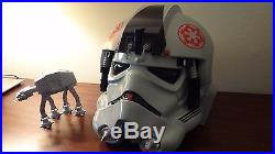 Anovos 11 Scale Star Wars/Empire Stormtrooper AT-AT Driver Helmet IN STOCK