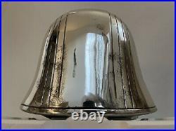 Anovos CAPTAIN PHASMA Helmet 11 Star Wars Prop Mandalorian/Stormtrooper/EFX