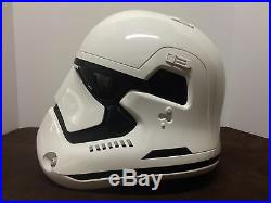 Anovos Disney Star Wars The Force Awakens First Order Stormtrooper Helmet