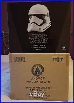 Anovos First Order Stormtrooper Helmet 11 scale
