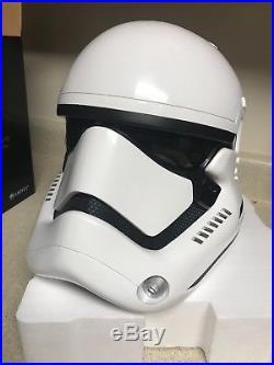 Anovos First Order Stormtrooper Helmet Replica