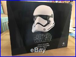 Anovos First Order Stormtrooper Helmet Star Wars