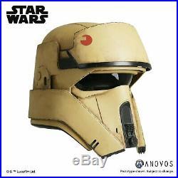 Anovos SHORETROOPER Helmet 11 Star Wars Stormtrooper Boba Fett Darth Vader EFX