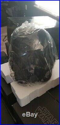Anovos Shadow Stormtrooper Helmet