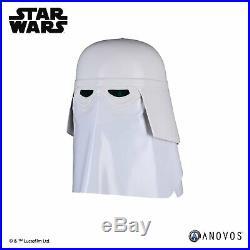 Anovos Star Wars Classic Imperial Snowtrooper Stormtrooper Prop Helmet NEW 003
