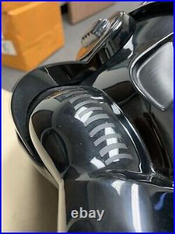 Anovos Star Wars Classic Stormtrooper Shadowtrooper ABS Vacuum Black Helmet 006
