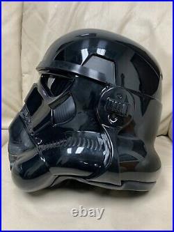 Anovos Star Wars Classic Stormtrooper Shadowtrooper ABS Vacuum Helmet 006