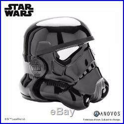 Anovos Star Wars Classic Stormtrooper Shadowtrooper ABS Vacuum Helmet NEW 006