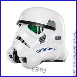 Anovos Star Wars Classic Trilogy Imperial Stormtrooper Helmet NEW