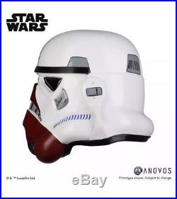 Anovos Star Wars Classic Trilogy Incinerator Stormtrooper Helmet