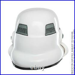 Anovos Star Wars EP IV Stormtrooper Helmet Prop Replica