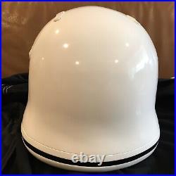 Anovos Star Wars First Order Stormtrooper Fiberglass Helmet Prop Replica 501st