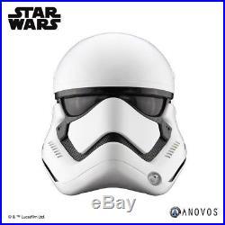 Anovos Star Wars First Order Stormtrooper Helmet Tfa