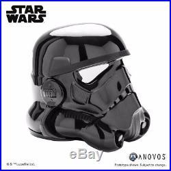 Anovos Star Wars Imperial Shadow Stormtrooper Helmet Accessory New