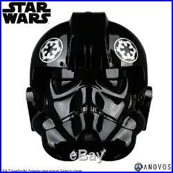 Anovos Star Wars Imperial Tie Pilot Helmet Accessory Bust Statue Figure