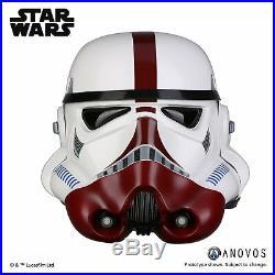 Anovos Star Wars Incinerator Stormtrooper Helmet Accessory Bust Statue Figure