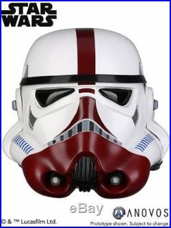 Anovos Star Wars Incinerator Stormtrooper Helmet Accessory New