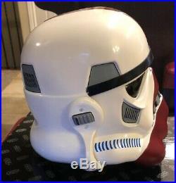 Anovos Star Wars Incinerator Stormtrooper Helmet Accessory New In Factory Box