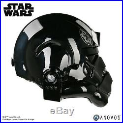 Anovos Star Wars Lieutenant Oxiox Imperial Pilot Helmet Mask Bust Statue Figure