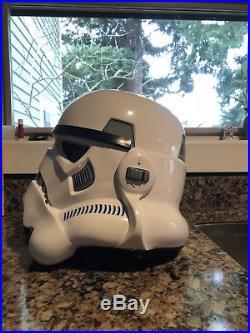 Anovos Star Wars Original Trilogy Stormtrooper Helmet