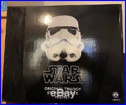 Anovos Star Wars Original Trilogy Stormtrooper Helmet 11 NEW FREE SHIPPING