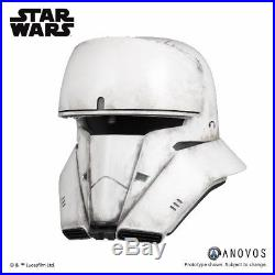 Anovos Star Wars Rogue One Imperial Tank Trooper Helmet Accessory Replica New