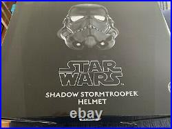 Anovos Star Wars Shadow Stormtrooper Helmet 11 Scale Wearable Helmet