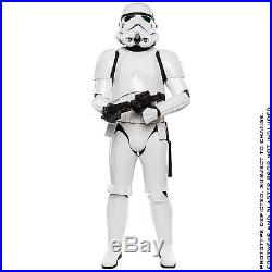 Anovos Star Wars Stormtrooper COMPLETED full armor withhelmet