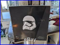 Anovos Star Wars TFA First Order Stormtrooper Helmet