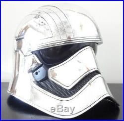Anovos Star Wars Tfa First Order Captain Phasma Stormtrooper Helmet Mask Bust