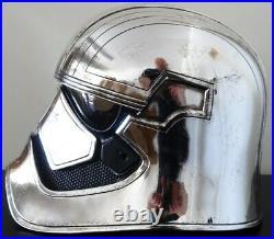 Anovos Star Wars Tfa First Order Captain Phasma Stormtrooper Helmet Mask Statue