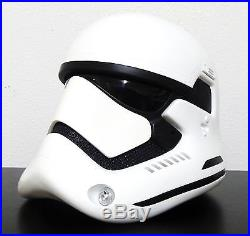 Anovos Star Wars Tfa First Order Stormtrooper Fiberglass Helmet Bust Mint Rare