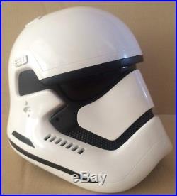 Anovos Star Wars The Force Awakens First Order PREMIER LINE Stormtrooper Helmet