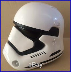 Anovos Star Wars The Force Awakens First Order Standard LINE Stormtrooper Helmet