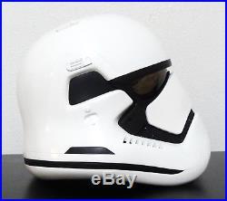 Anovos Star Wars The Force Awakens First Order Stormtrooper Helmet Bust Mask